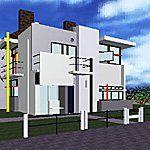 Schroder House – Gerrit Rietveld