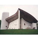 Notre Dame du Haut, or Ronchamp - Le Corbusier - Great Buildings Online :  architecture le corbusier architect