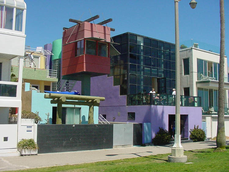 great buildings image venice beach house