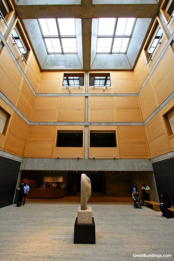 yale center for british art: