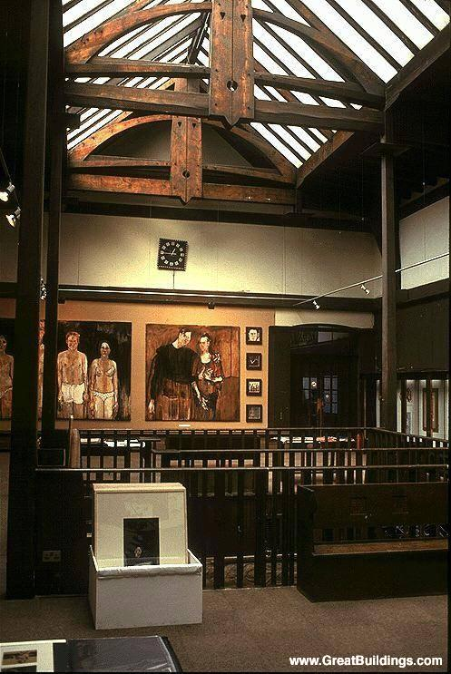 Glasgow School Of Art Charles Rennie Mackintosh Great Buildings Architecture