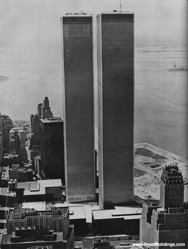 Great buildings image world trade center more images for New construction windows reviews