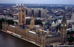 Westminster Palace Or Houses Of Parliament Sir Charles Barry