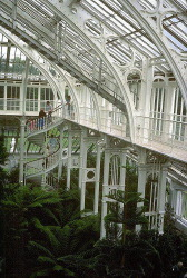 Palm House At Kew Gardens Decimus Burton And Richard