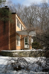 J Ford House Marcel Breuer Great Buildings Architecture