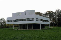 Villa Savoye - Le Corbusier - Great Buildings Architecture