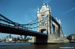 Image of Tower Bridge, London