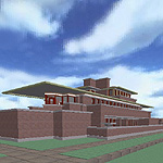 Robie Residence - Frank Lloyd Wright - Great Buildings Online